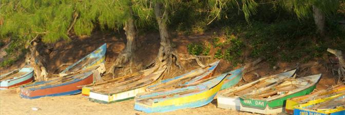 Tofo: Paradies in Mosambik