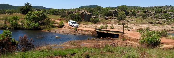 Panorama-Route für Selbstfahrer