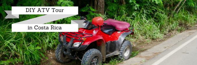 DIY ATV Tour in Costa Rica